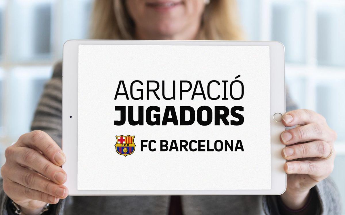 Nou nom i logotip de l'Agrupació per estrènyer els vincles amb el Club