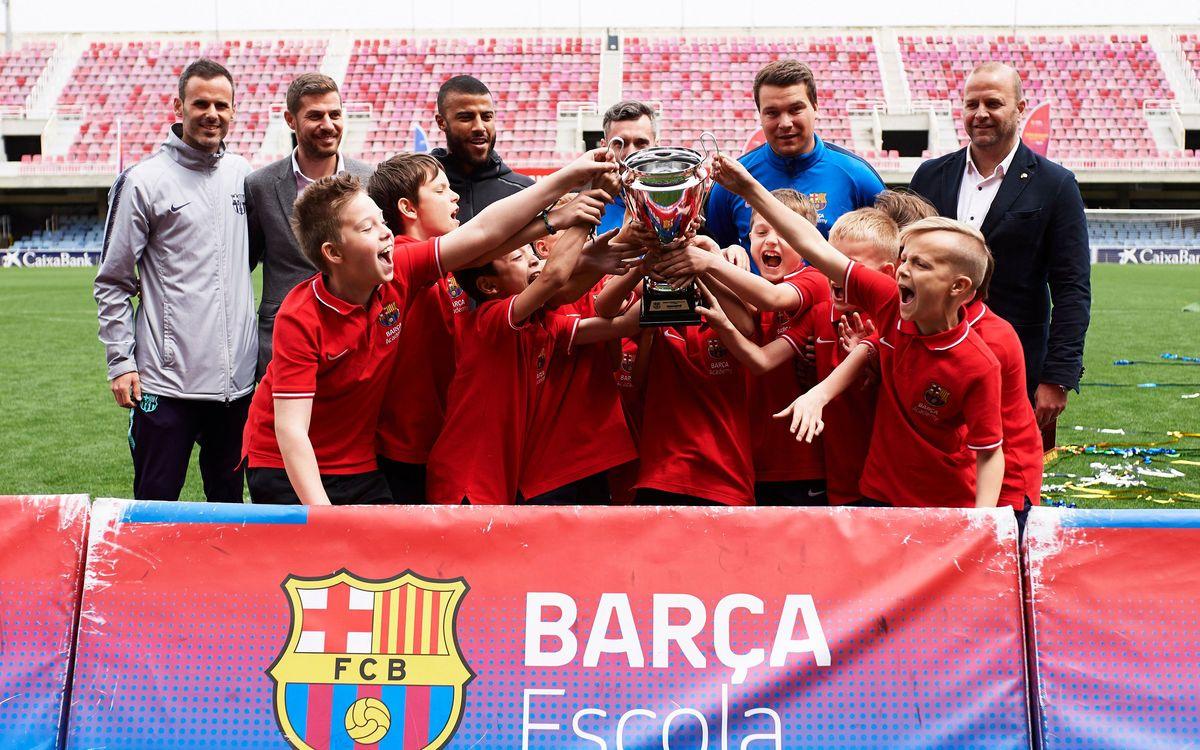 La Barça Academy World Cup, anul·lada pels efectes globals del COVID-19