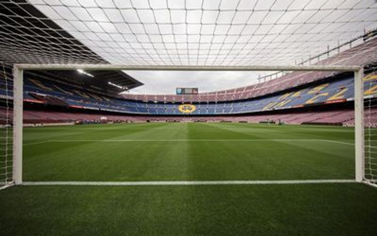 El Barça-Nàpols i el Barça-Leganés es jugaran a porta tancada