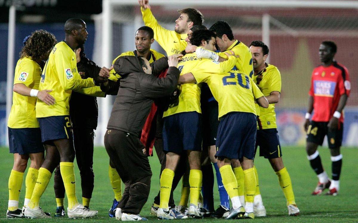 Son Moix brings back happy memories for FC Barcelona