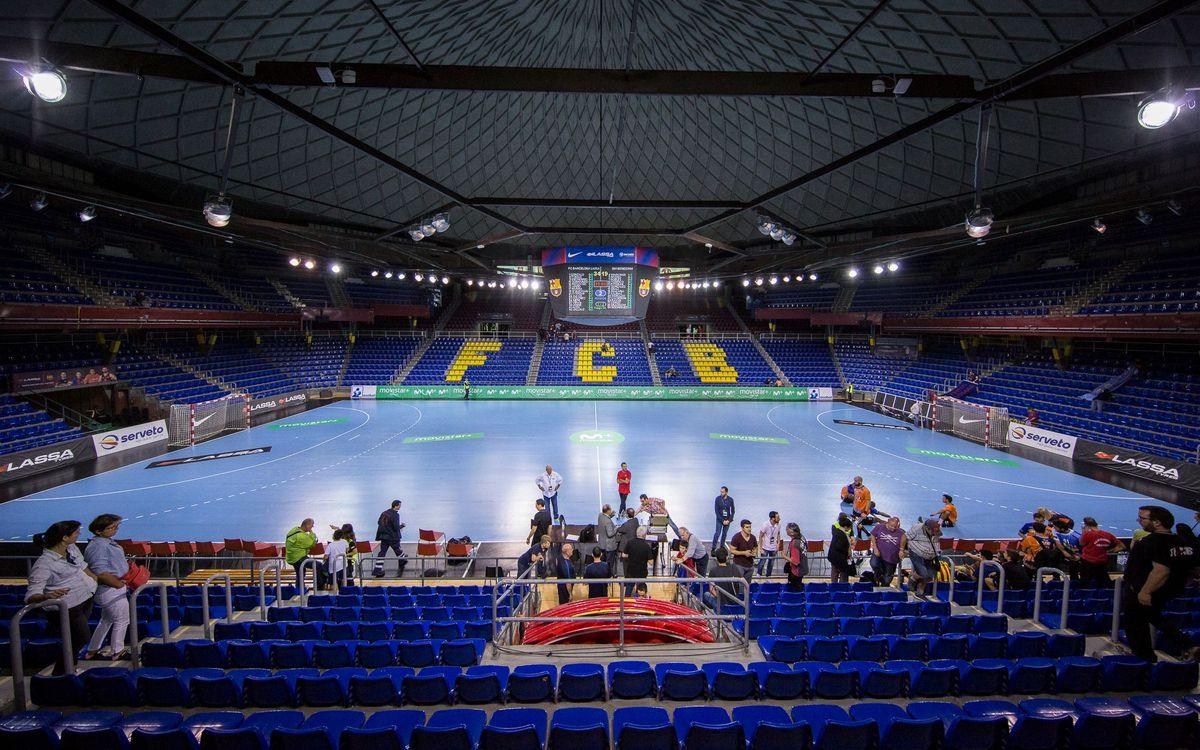 El Barça – Guadalajara, a porta tancada