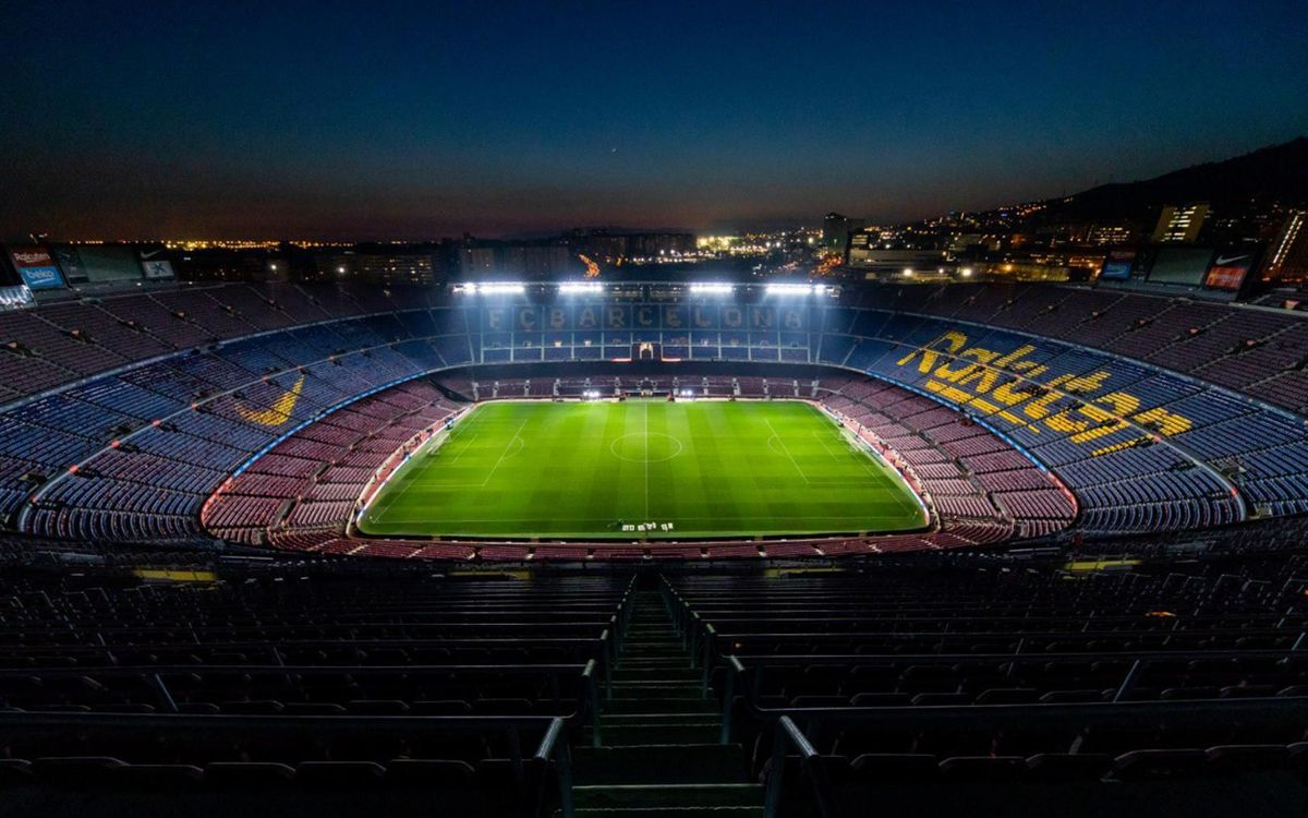 FC Barcelona v Napoli to be played behind closed doors