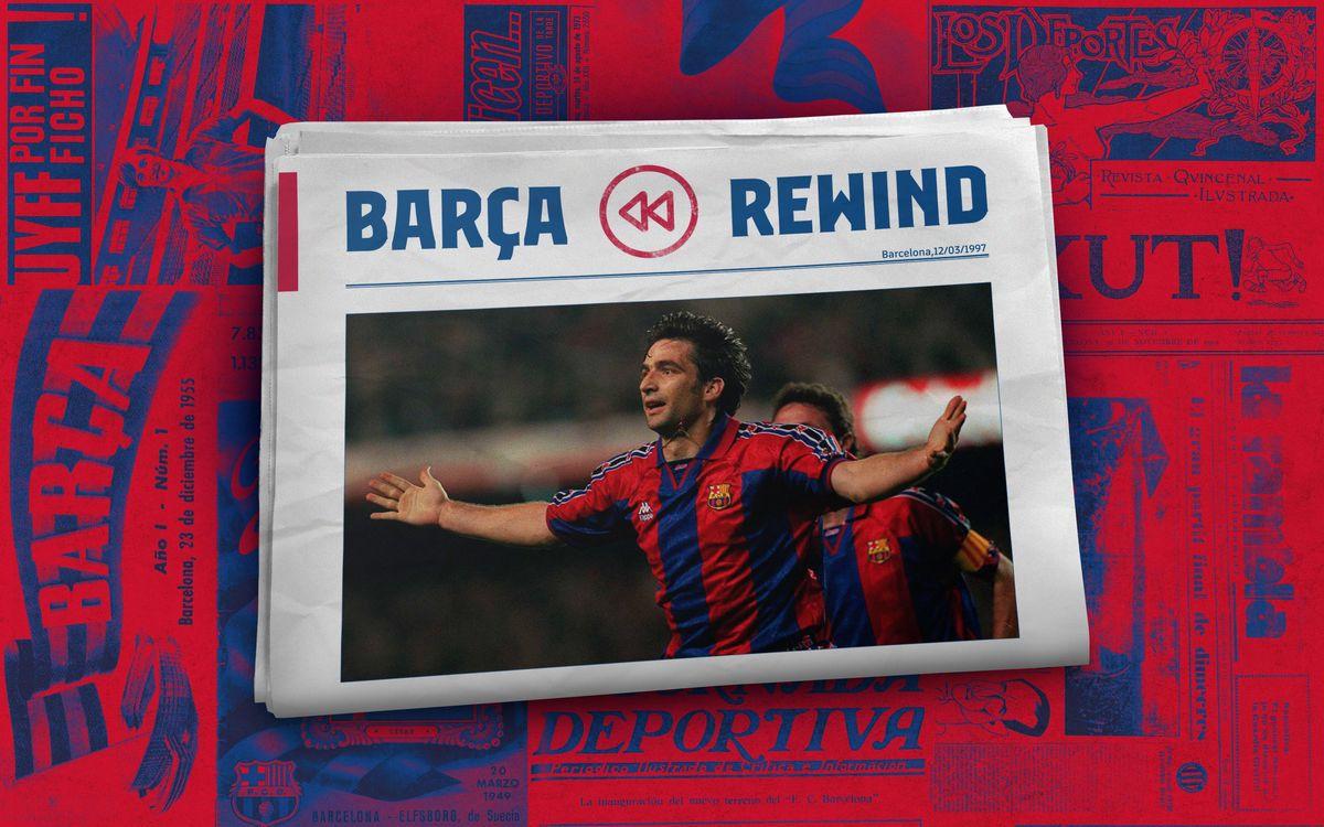 Barça Rewind: The incredible Copa del Rey comeback