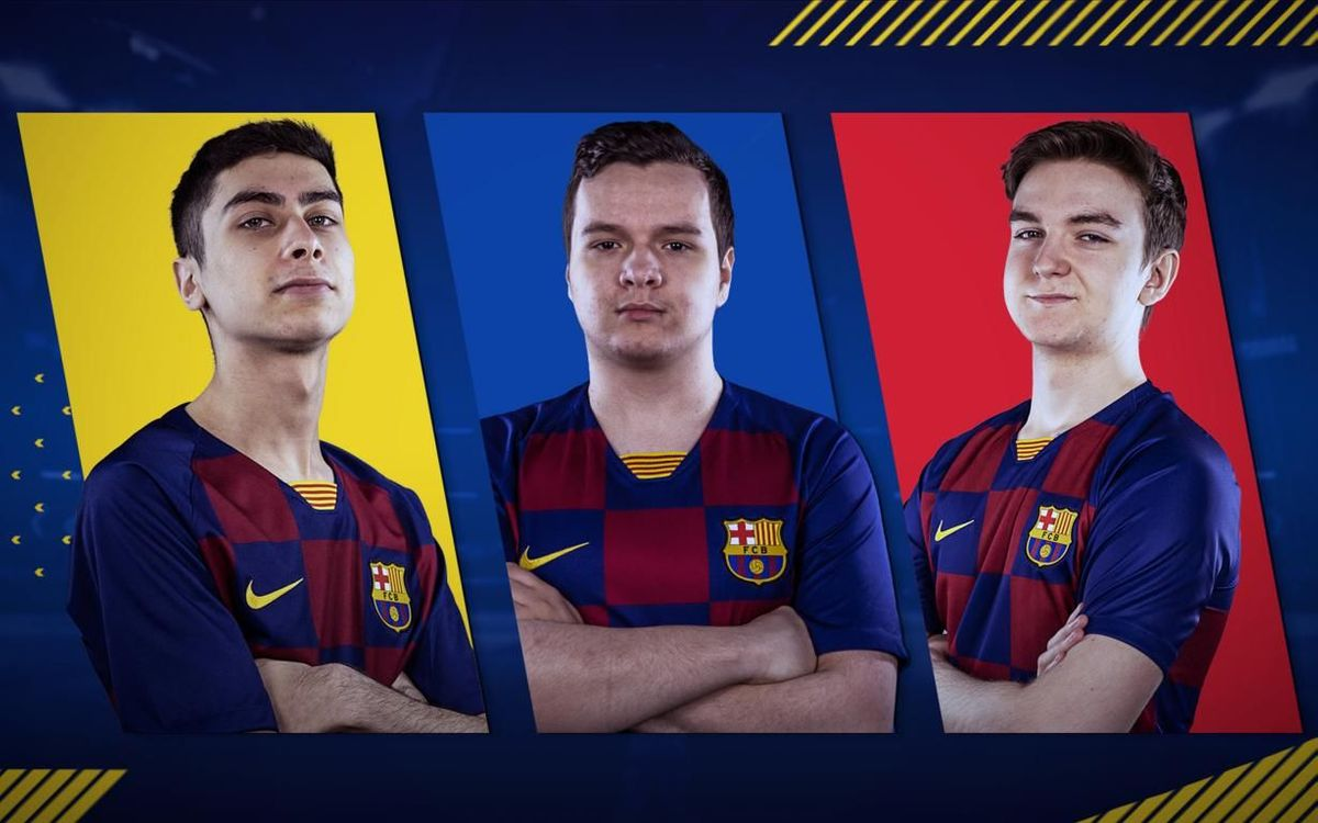 Barça eSports keep going