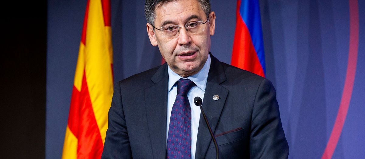 Bartomeu: 'We are happy with the agreement'