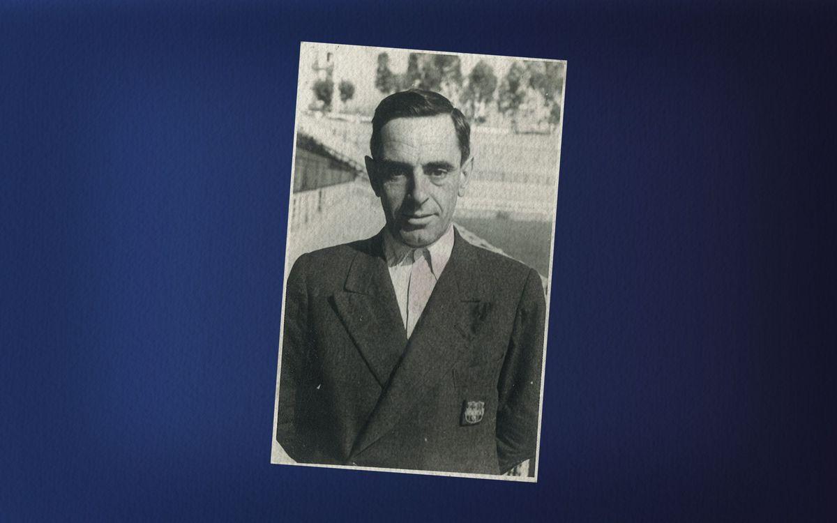 La gesta de Josep Cubells que va salvar el patrimoni històric del Barça