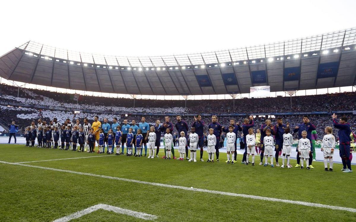 À voir ce soir : La finale de la Ligue des Champions 2015