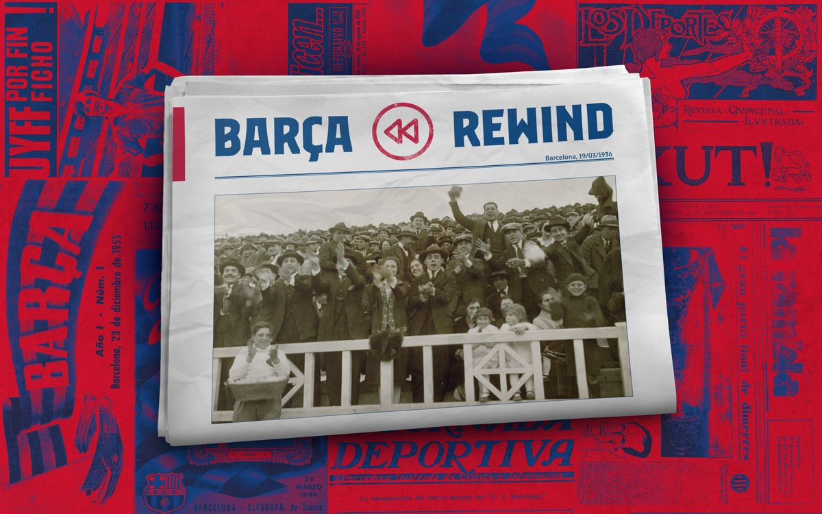 Barça Rewind: 84 years and waiting...