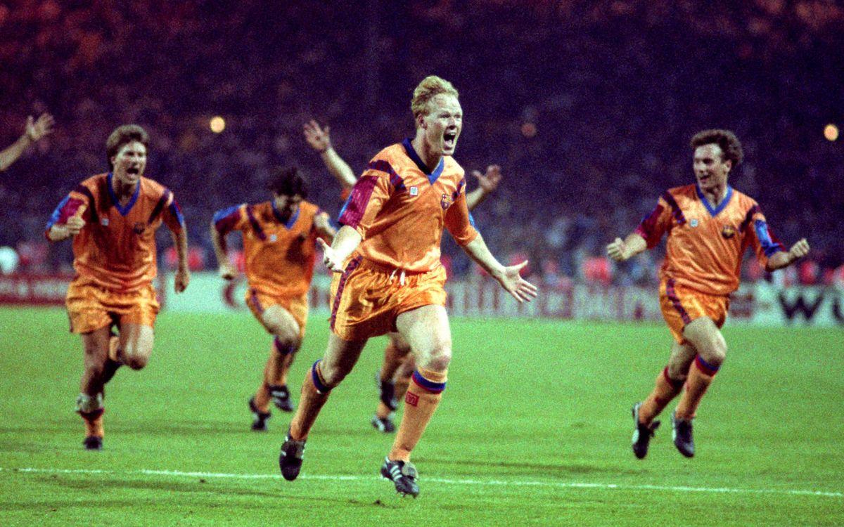 À voir aujourd'hui ! La finale de la Coupe d'Europe 92 à Wembley