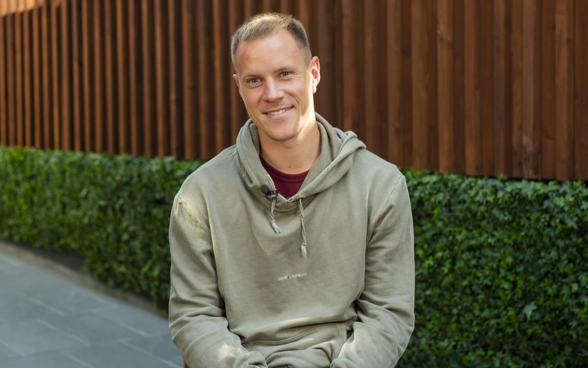 Ter Stegen responds to the fans!
