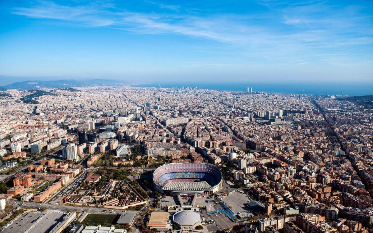El Barça juga contra el coronavirus