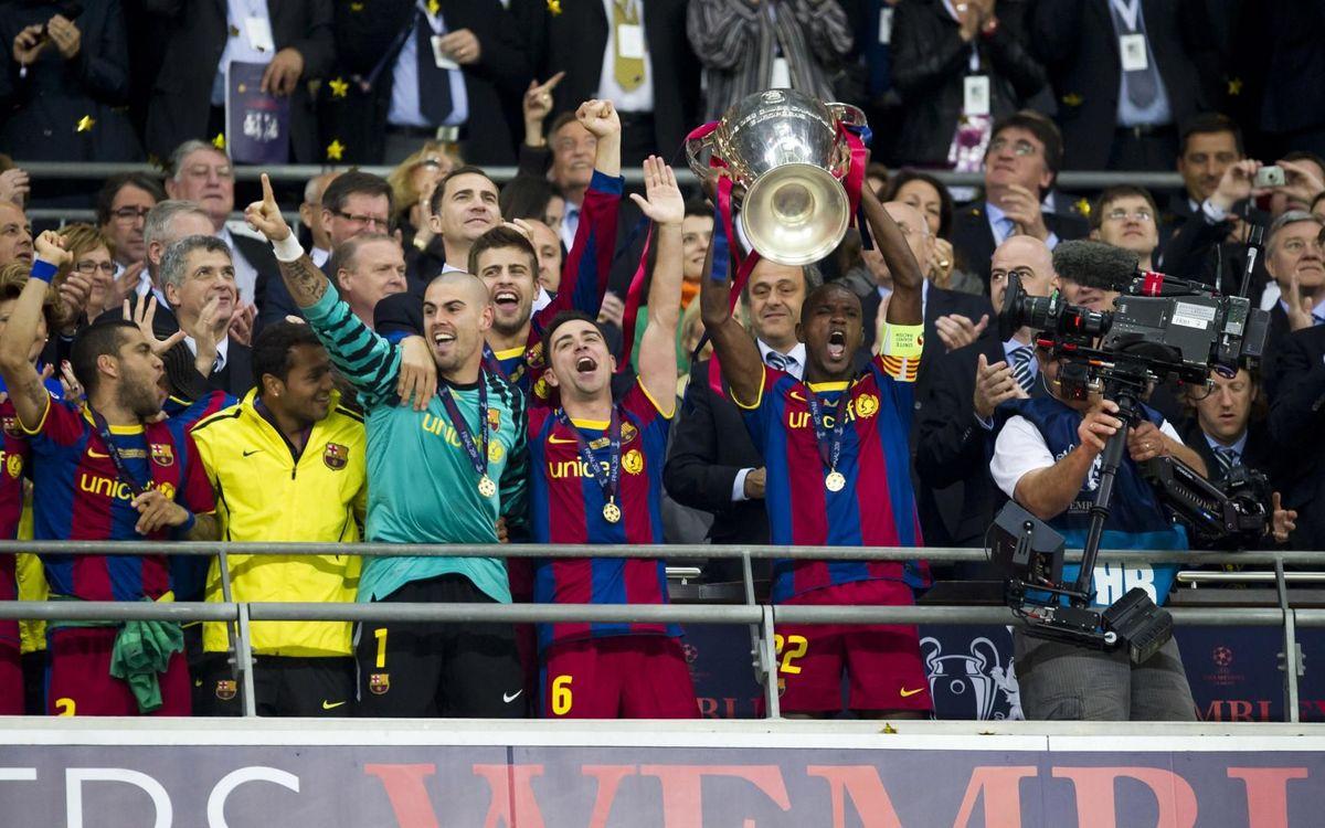 Wembley 2011, una exhibición memorable para una final de Champions