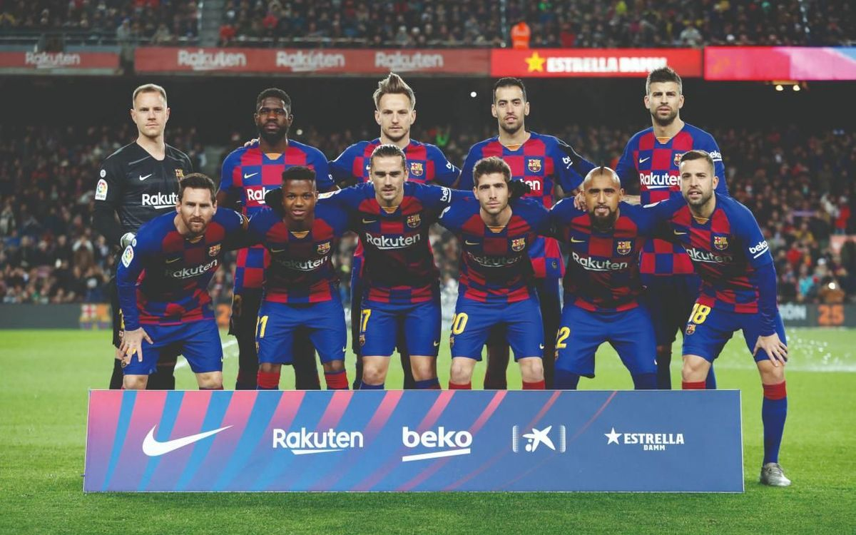 The La Masia thread that connects each first team