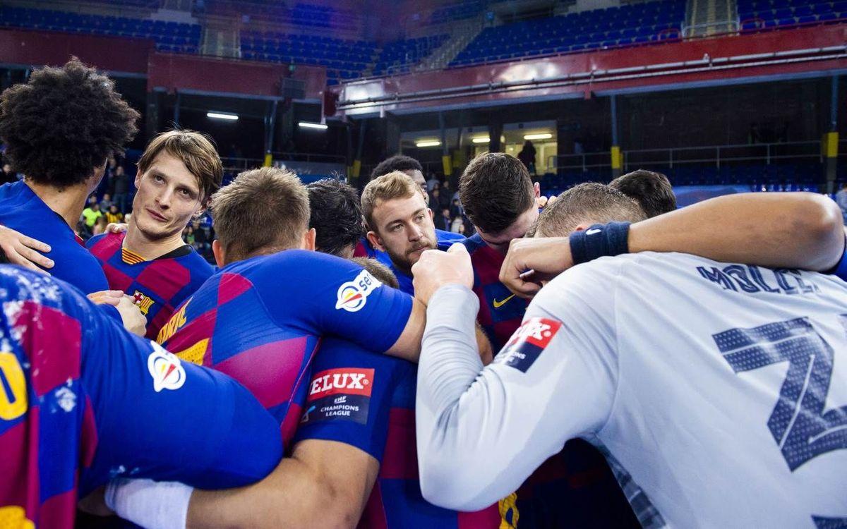 Propuesta de nuevas fechas para la EHF Champions League