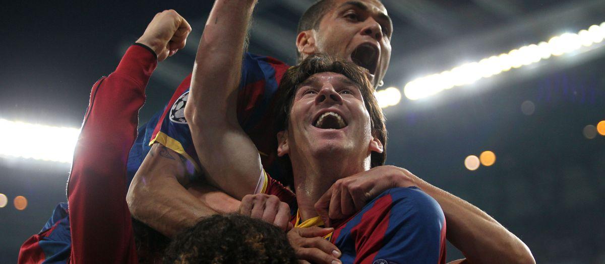 À voir aujourd'hui : La victoire du Barça au Bernabeu en demi-finale de la Ligue des Champions 2011
