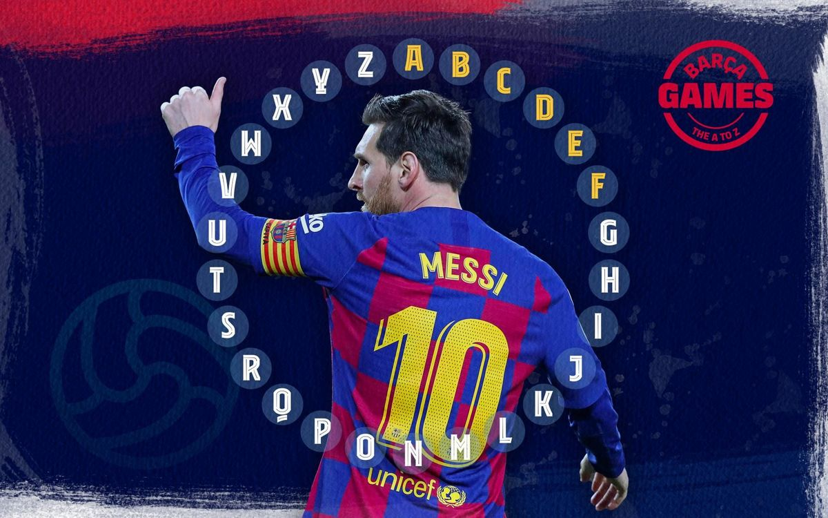 The ABC of Leo Messi