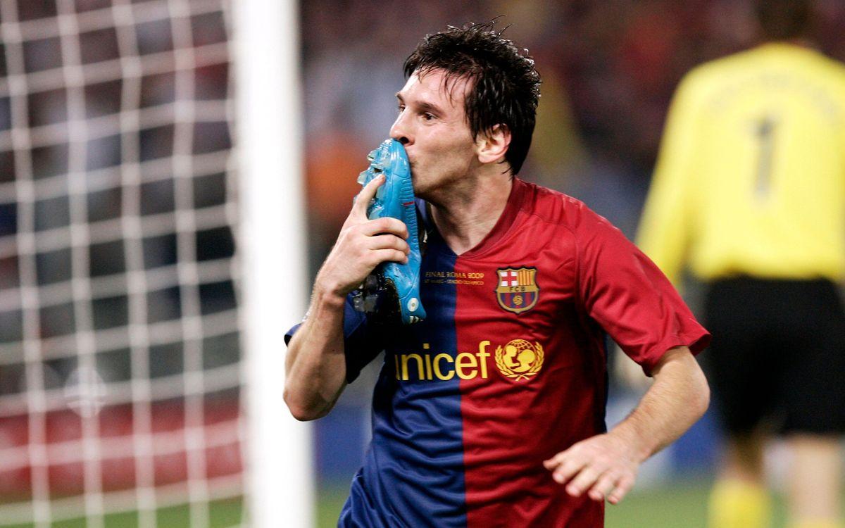 À voir aujourd'hui : La finale de la Ligue des Champions 2009
