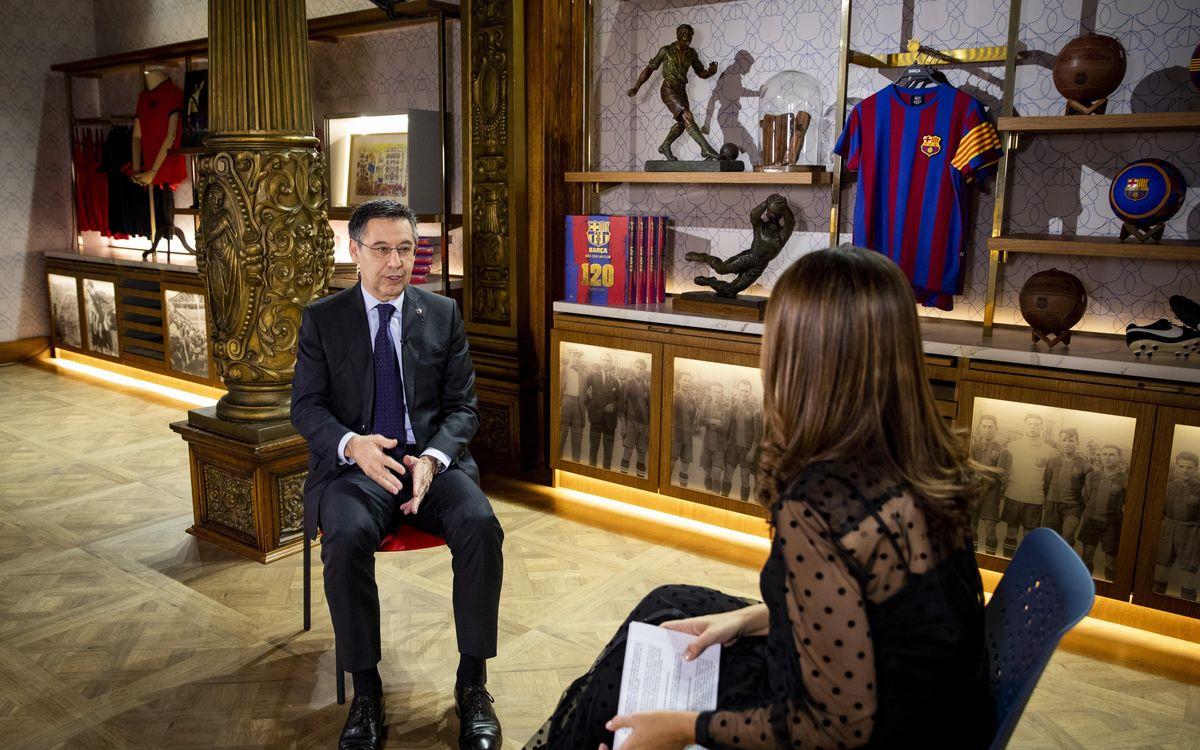 Barça TV, presente en todas las plataformas de televisión