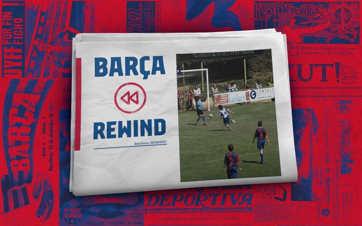 Barça Rewind: Fair play against Espanyol