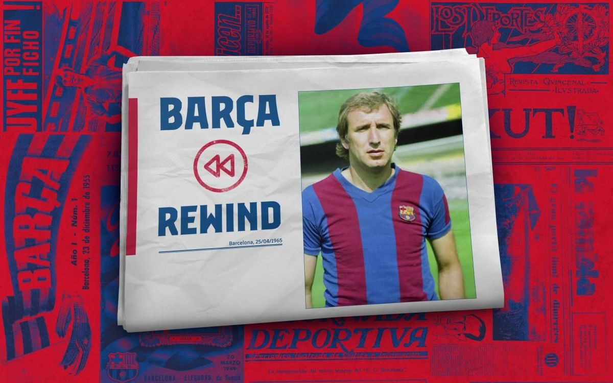 Barça Rewind: Carles Rexach's debut