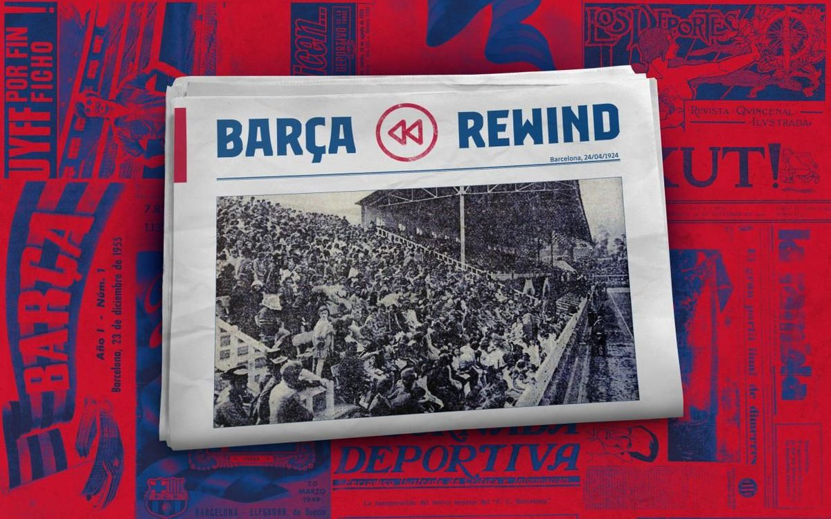 Barça Rewind: A festival for the poor