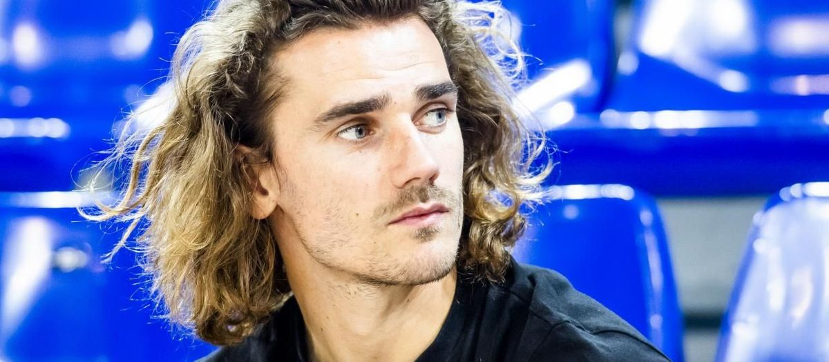 Griezmann: 'I would like to wear the number 7'