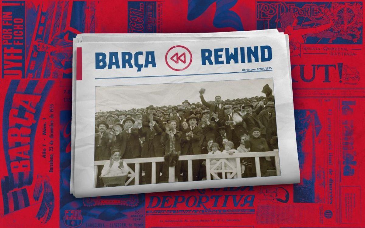 Barça Rewind: No winners in the Alfa Romeo Cup