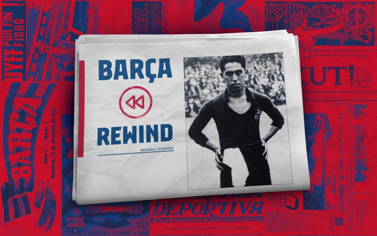 Barça Rewind: Alcántara breaks the net