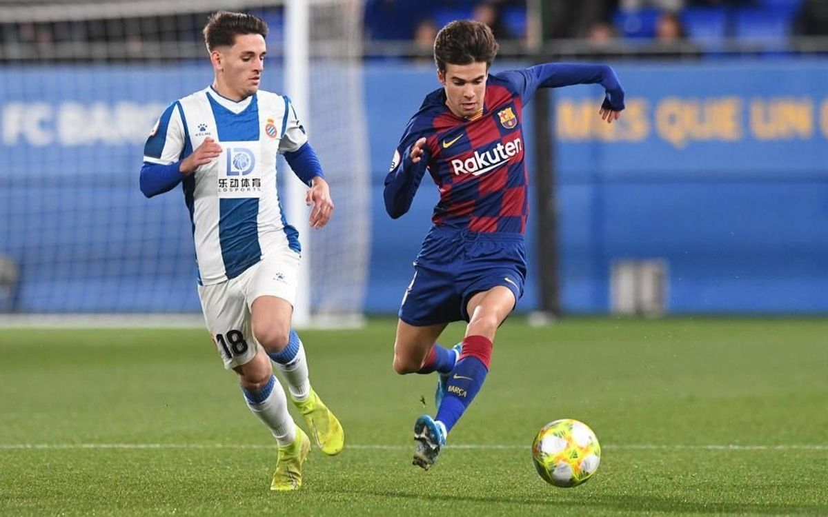 Un filial fiel al ADN Barça