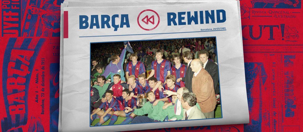 30 años de la Copa que inició la época gloriosa del Dream Team