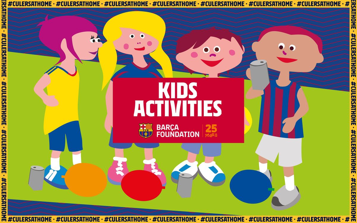 Kids Activities: Electricity races