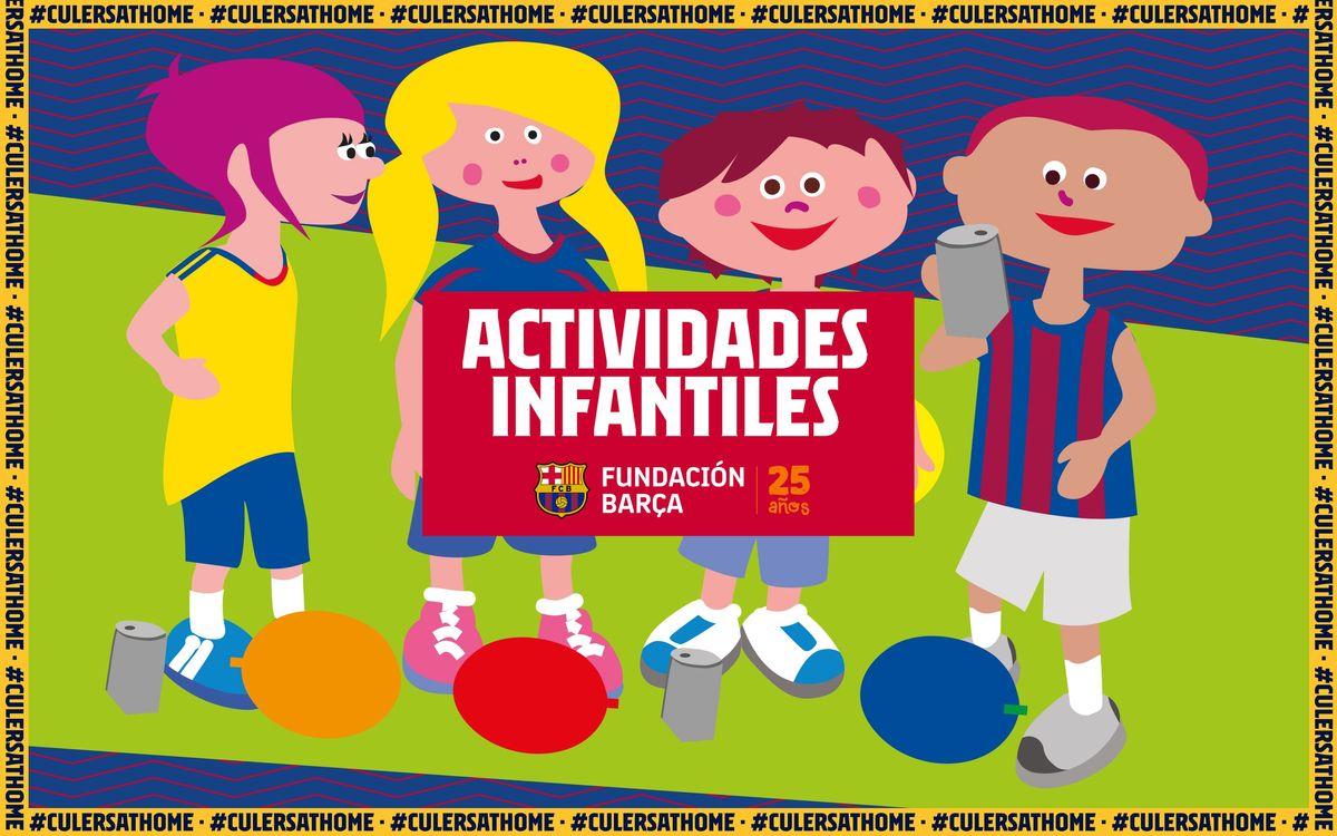 Actividades para niños y niñas: Carreras eléctricas