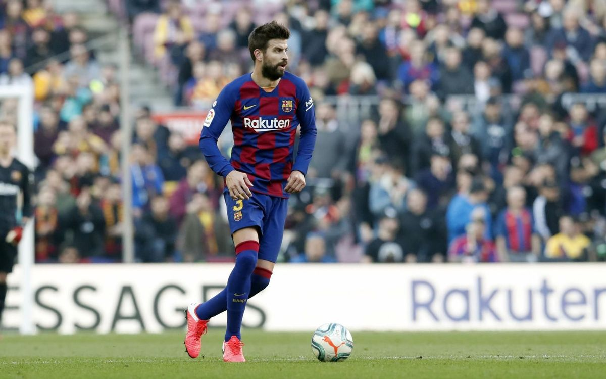 Gerard Piqué joins FIFA campaign to promote physical activity