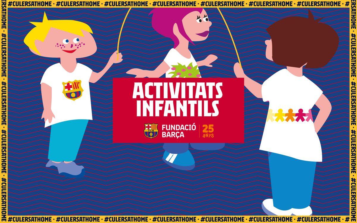Activitats per a nens i nenes: manualitats per dissenyar la teva samarreta