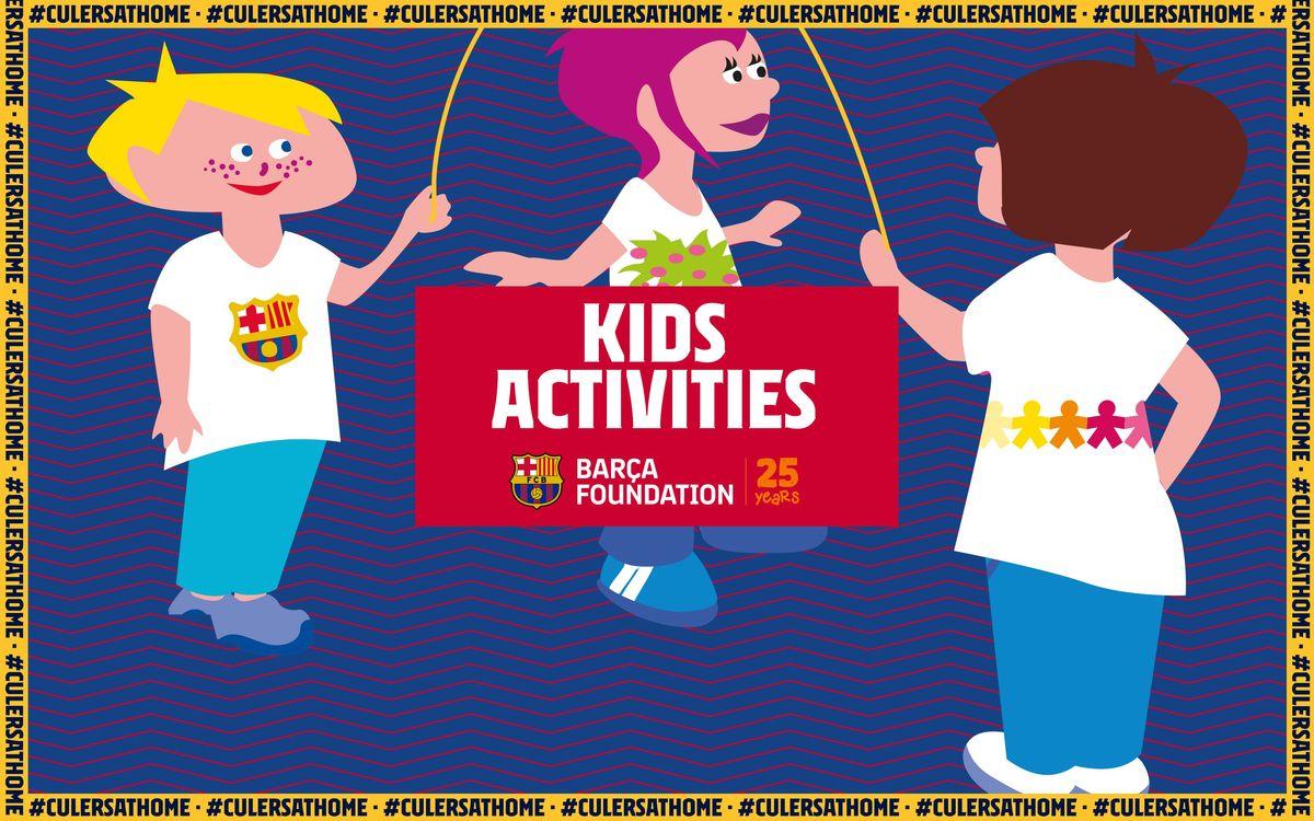 Kids Activities: Design your T-Shirt