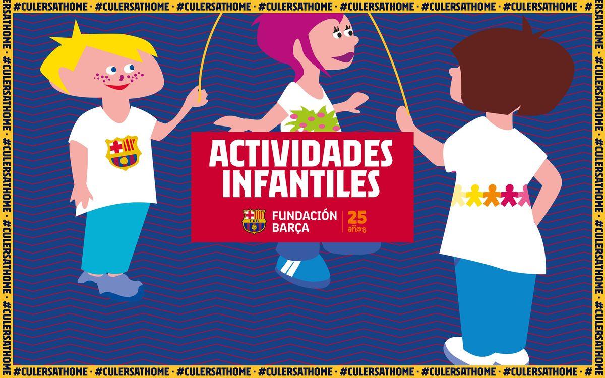 Actividades para niños y niñas: manualidades para diseñar tu camiseta