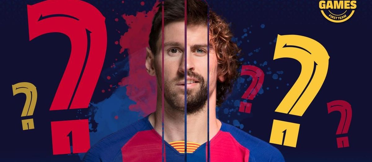 Which Barça player are you?