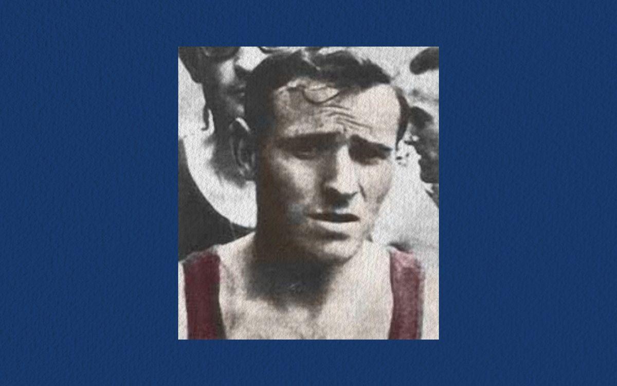 Mor l'exatleta Francisco Aritmendi