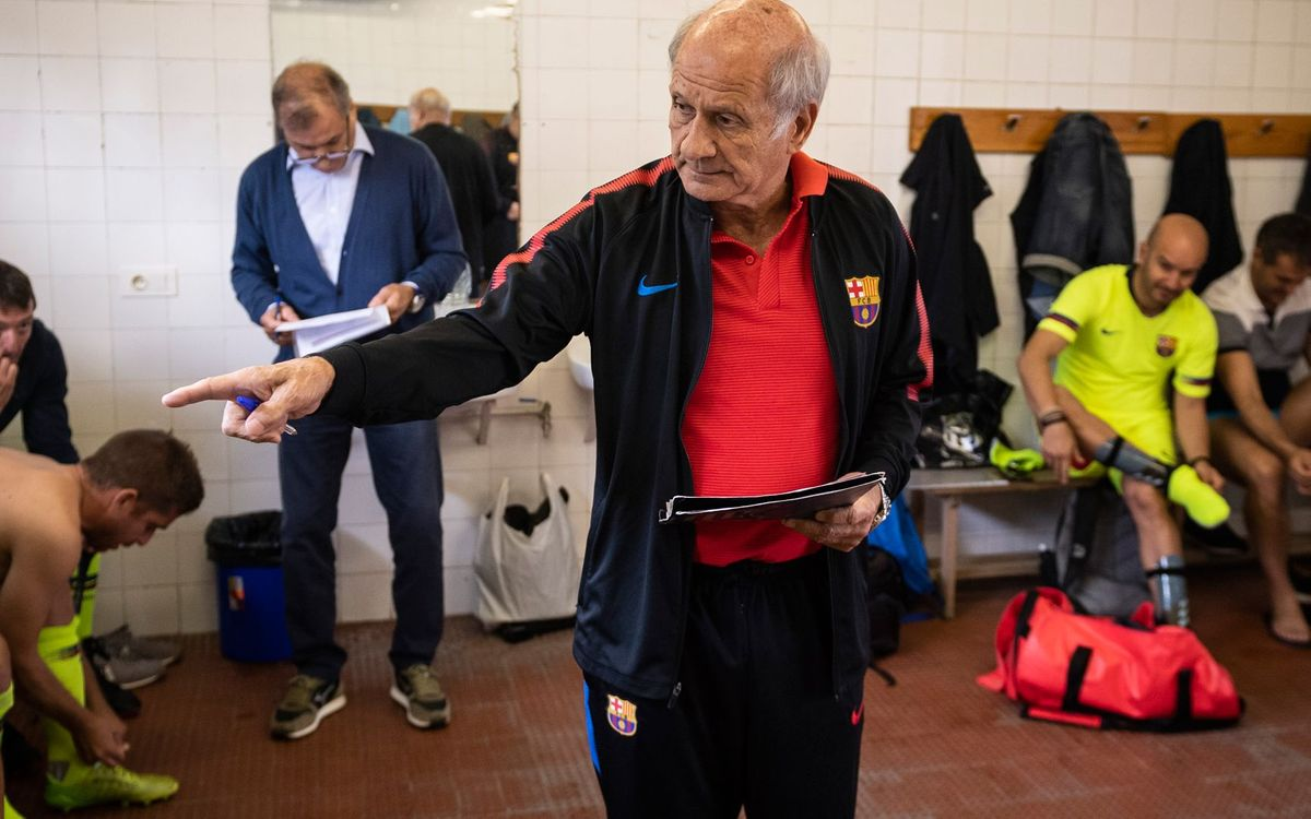 """""""Me hizo mucha ilusión marcar un gol aquel día"""""""