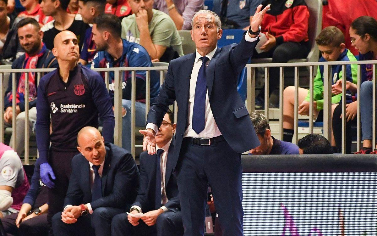 """Andreu Plaza: """"Intentem mantenir un esperit optimista i que tothom segueixi connectat"""""""