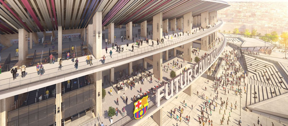 The dream of all Barça fans