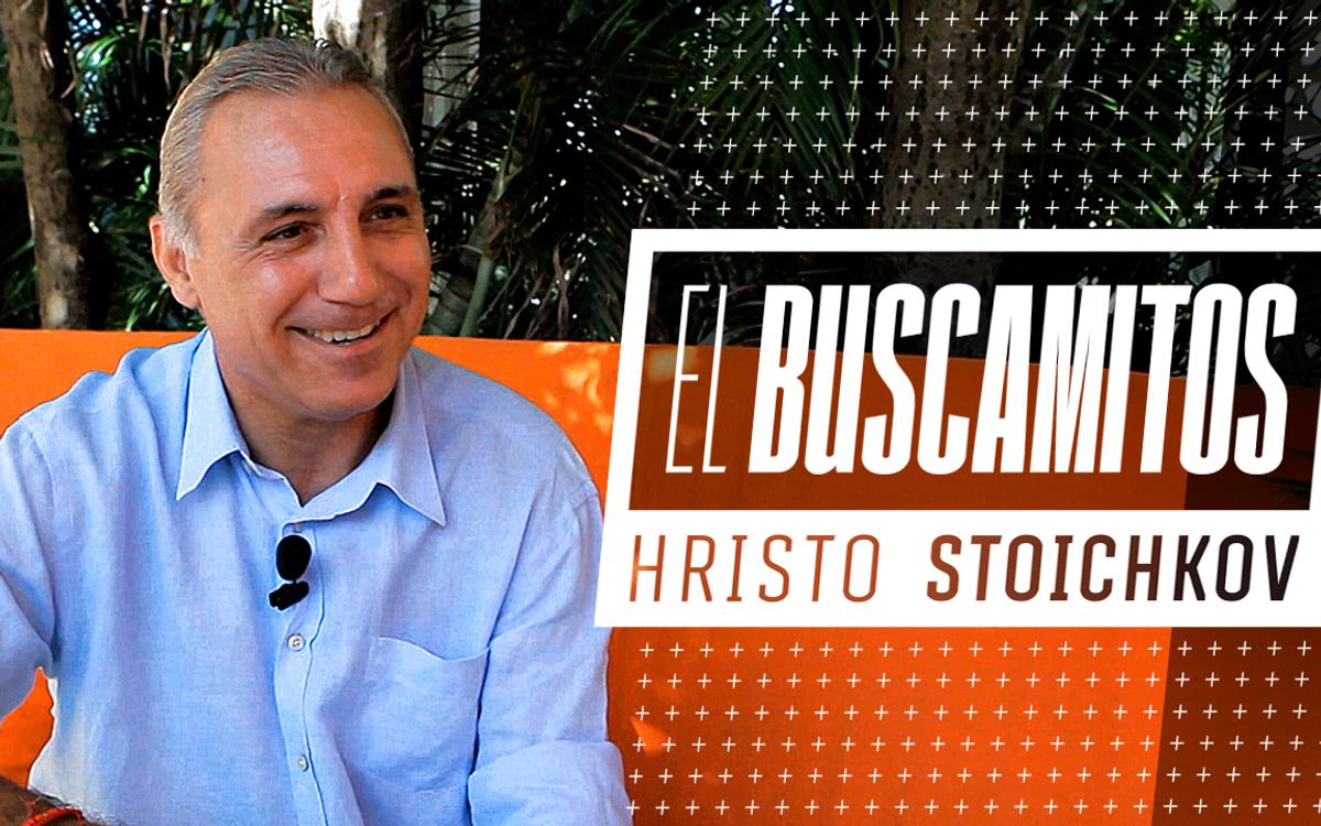 El Buscamitos: Hristo Stoichkov