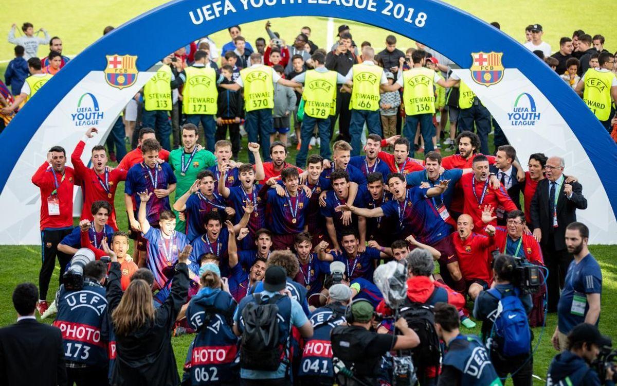 Reviu la final sencera de la Youth League guanyada el 2018