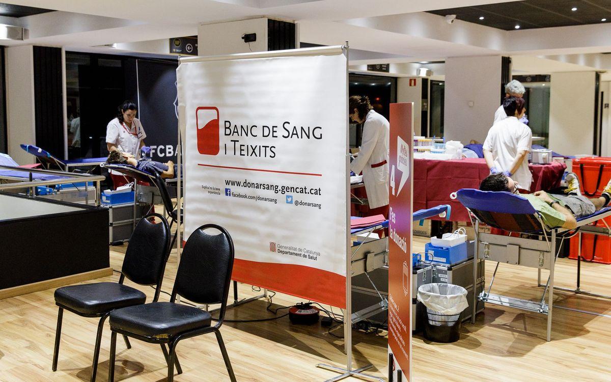 Una llamada a donar sangre desde el movimento peñístico