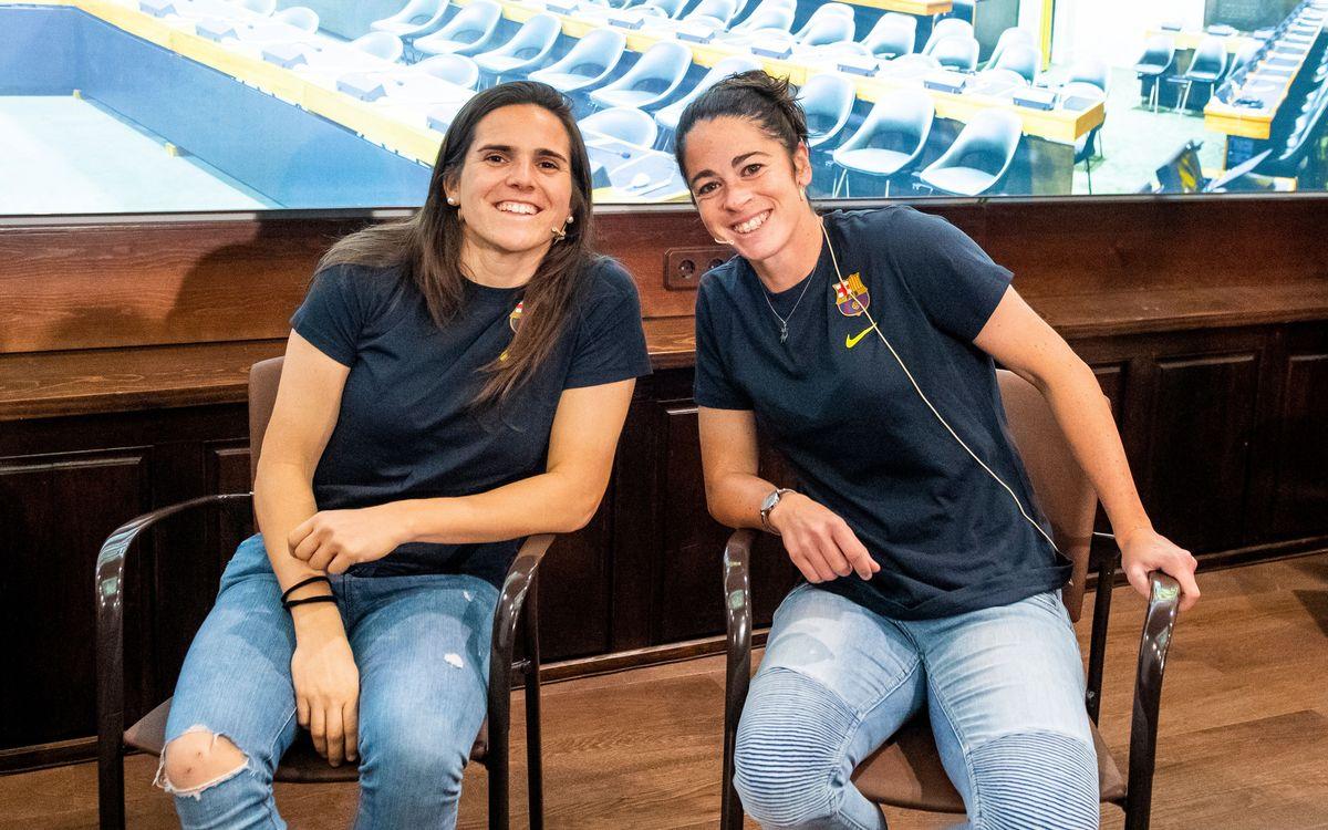 Pereira i Marta protagonitzen l''Stay at home challenge' més divertit