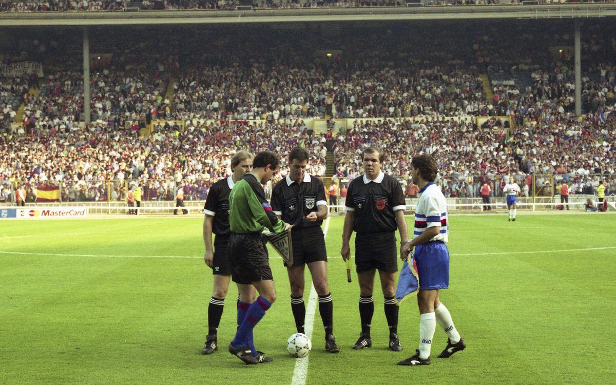 ويمبلي 1992 : أول كأس أوروبي في تاريخنا 3-Final-Champions-1992-min