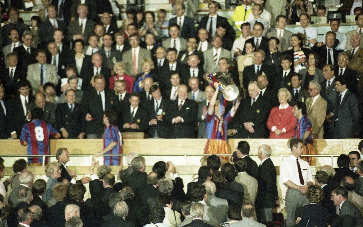 ويمبلي 1992 : أول كأس أوروبي في تاريخنا 5-Final-Champions-1992-min