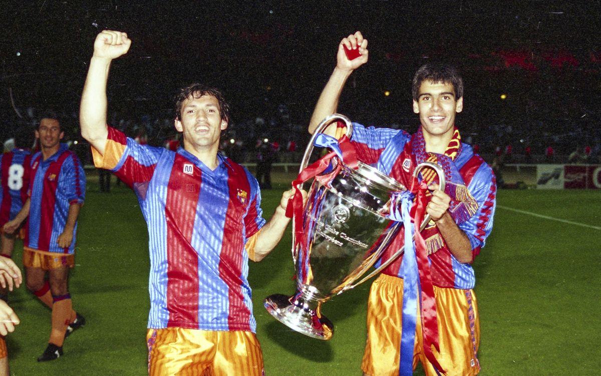 28 años de la primera Copa de Europa