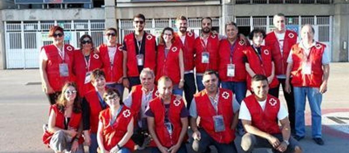 El Barça y la Cruz Roja colaboran para dar apoyo domiciliario a los socios de edad avanzada con necesidades urgentes