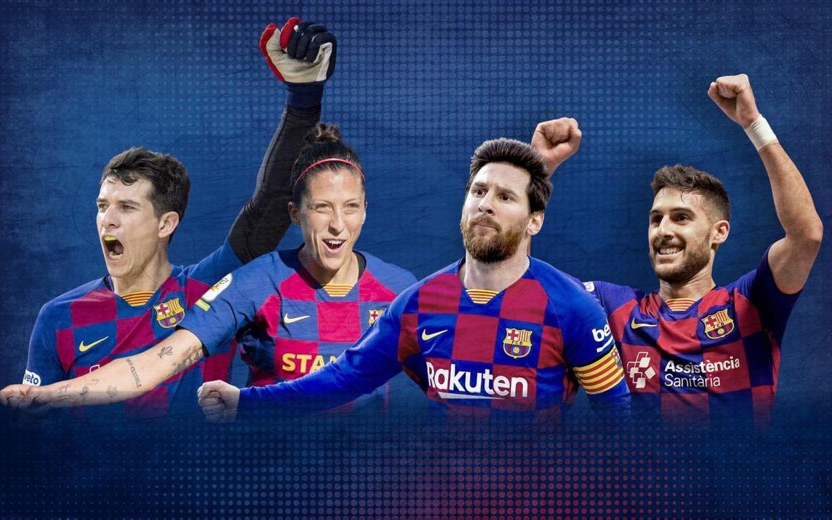 Barça means goals
